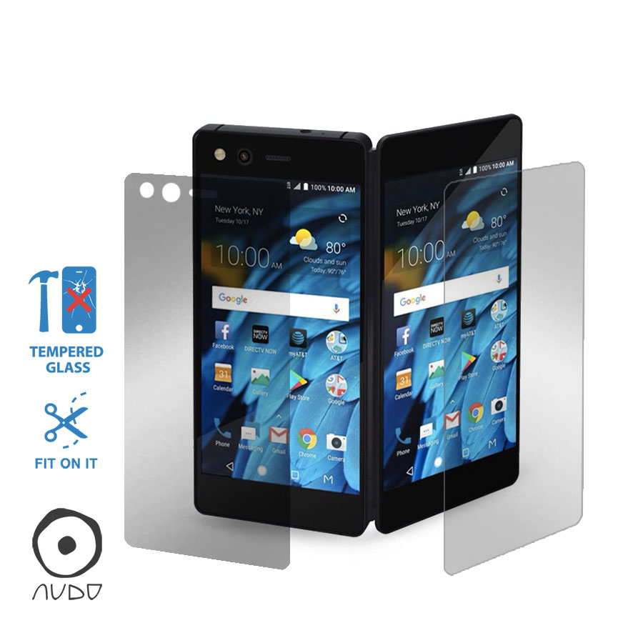 Tempered Glass AXON M