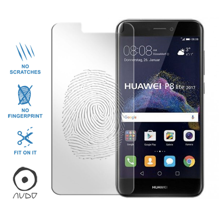 No fingerprints P8 LITE (2017)