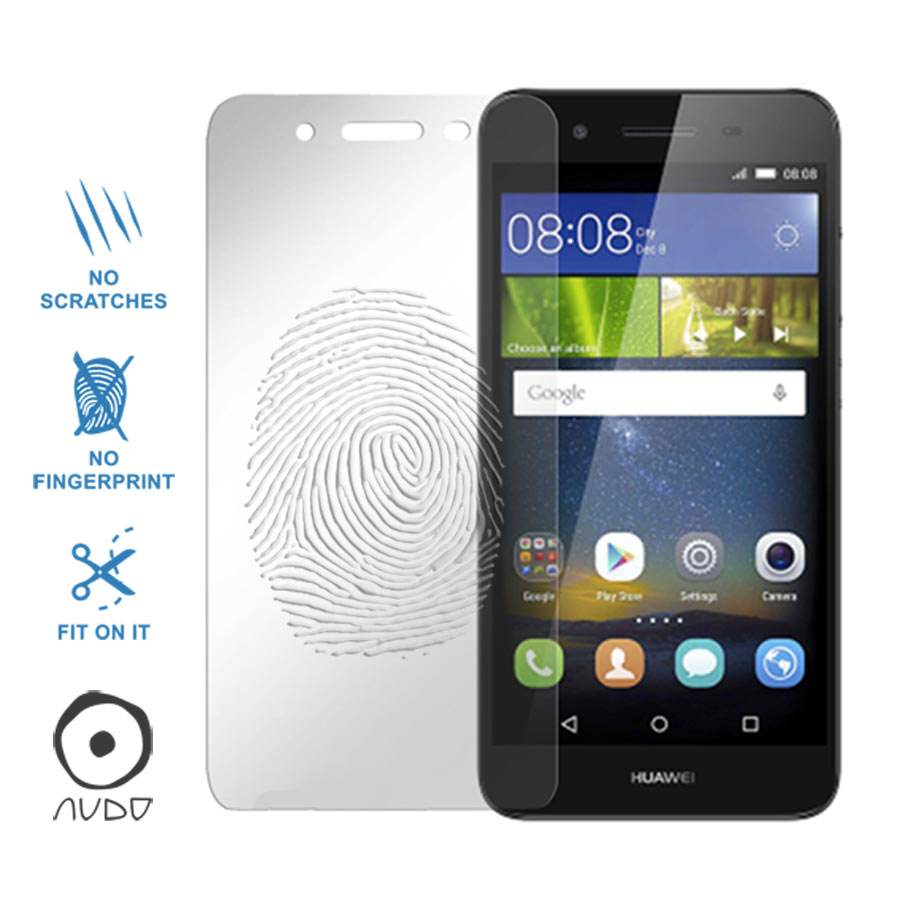 No fingerprints P8 LITE SMART