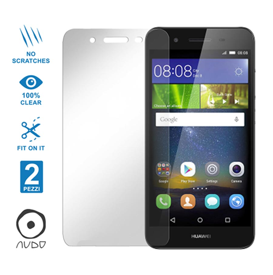 Ultra Clear P8 LITE SMART