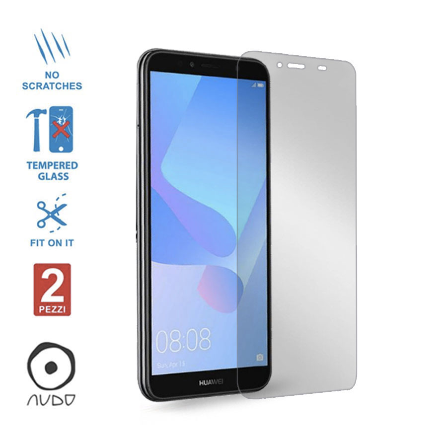 Tempered Glass Y5 PRIME (2018)